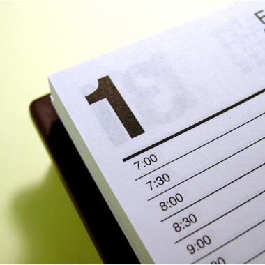 Tangible Calendar